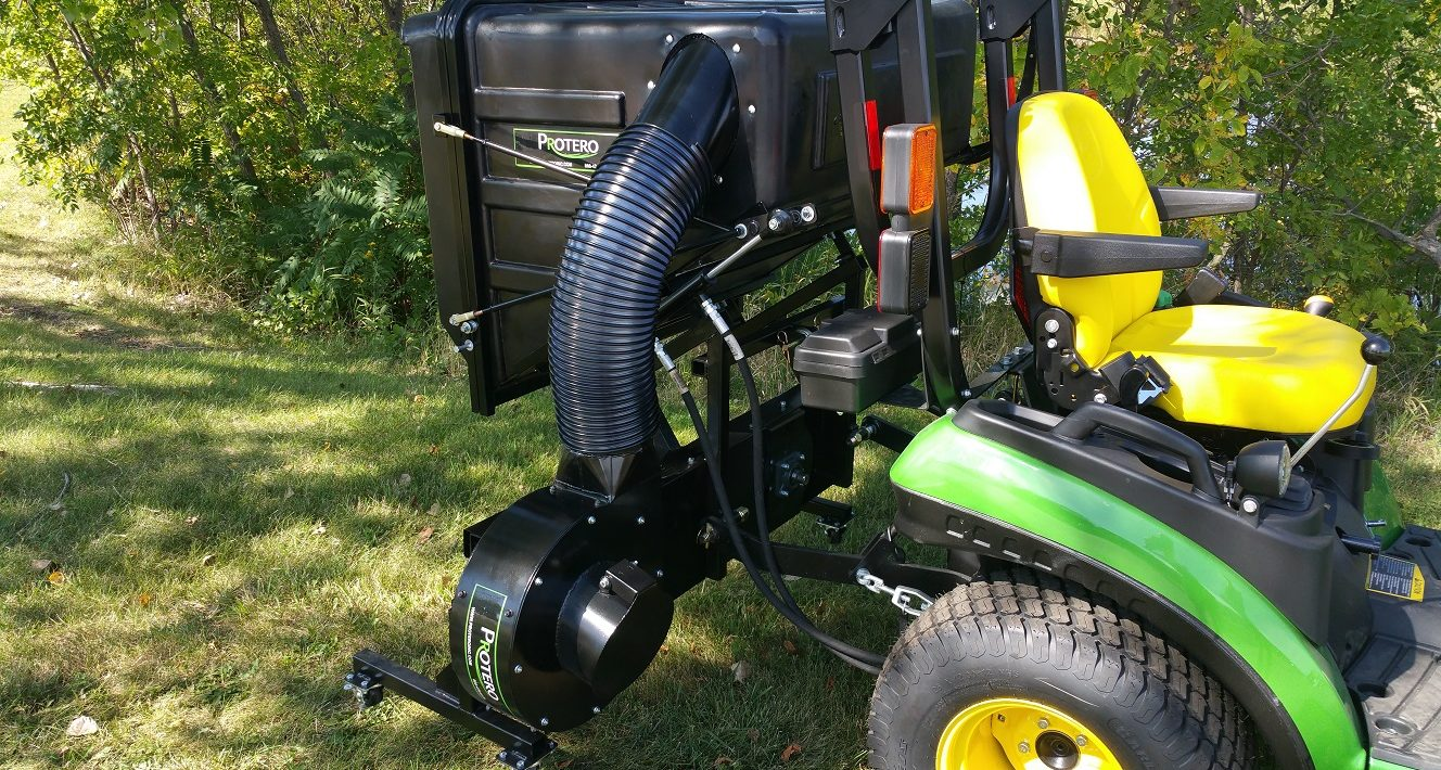 Leaf Vacuums Lawn Vacuums Custom Built Yard Vacs